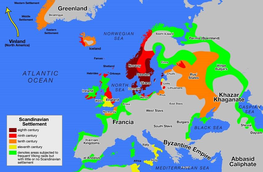 Viking Expansion