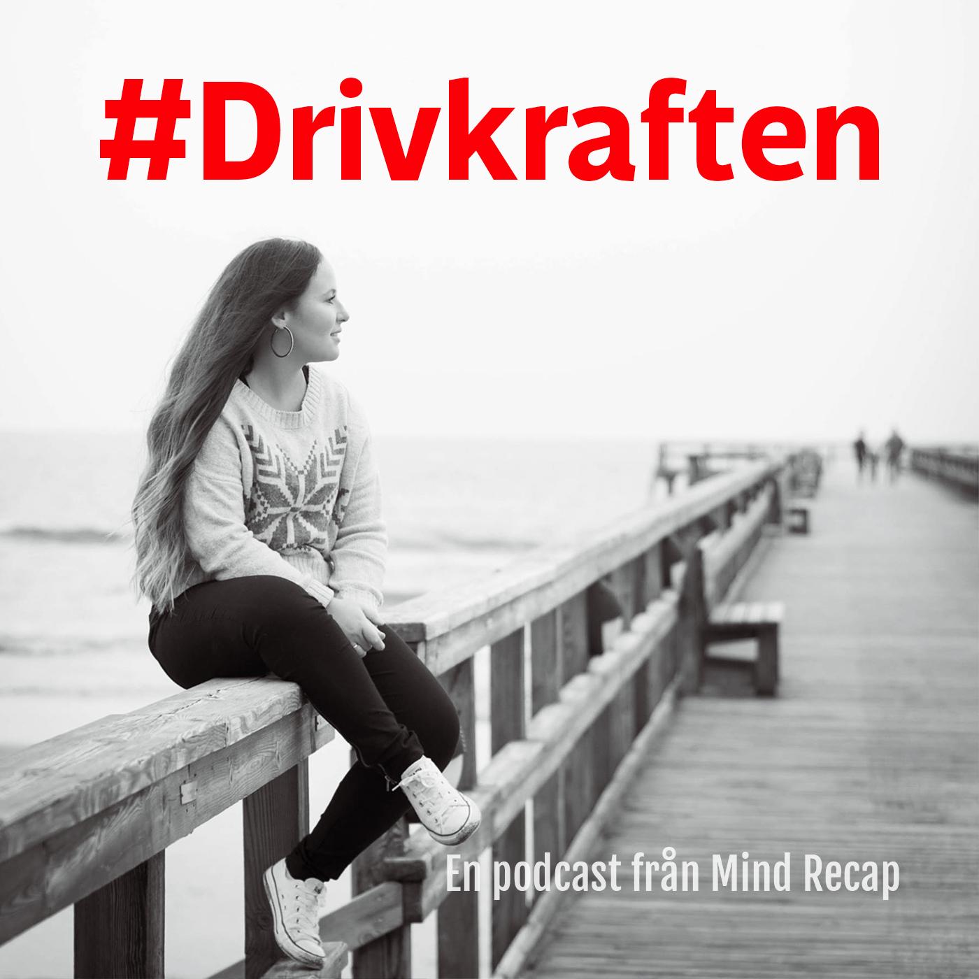 Drivkraften's podcast show art