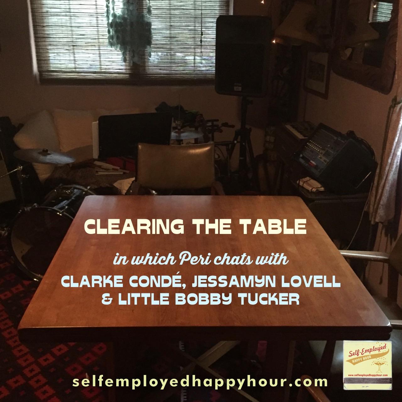 Adventures in Landlording, Plus Jessamyn Lovell and Little Bobby Tucker