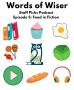 Artwork for Words of Wiser Staff Picks 5 Food in Fiction