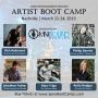 Artwork for #66 - Artist Boot Camp for the Aspiring Artist