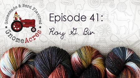 Roy G. Biv (Episode #41)