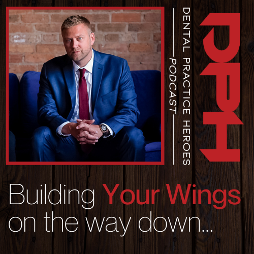 Build your Wings on the Way Down with Paul Etchison and a Special Guest
