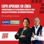Artwork for E030 Expo Aprende en Línea, aprovechando las plataformas digitales para realizar exposiciones sin reunión presencial.