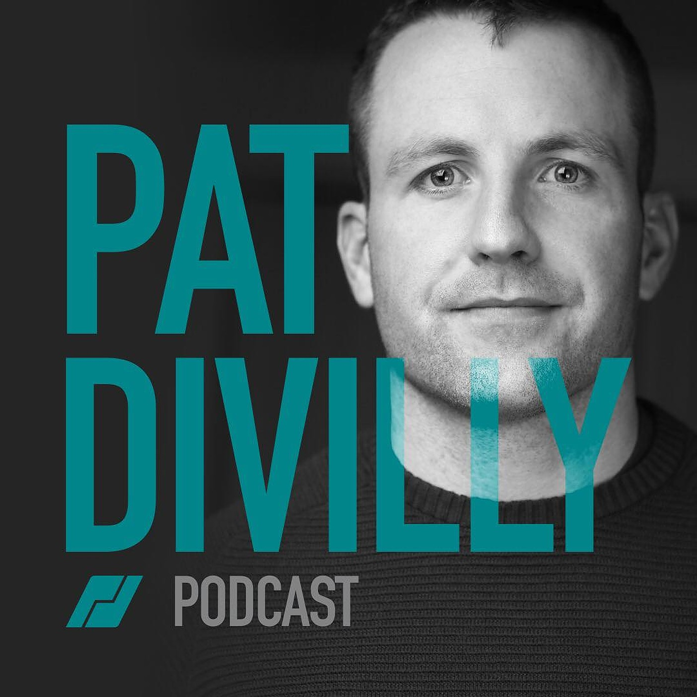 The Pat Divilly Podcast show art