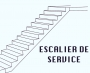 Artwork for Escalier de service - Épisode 04 Strip tease, Koyaanisqatsi et vomi