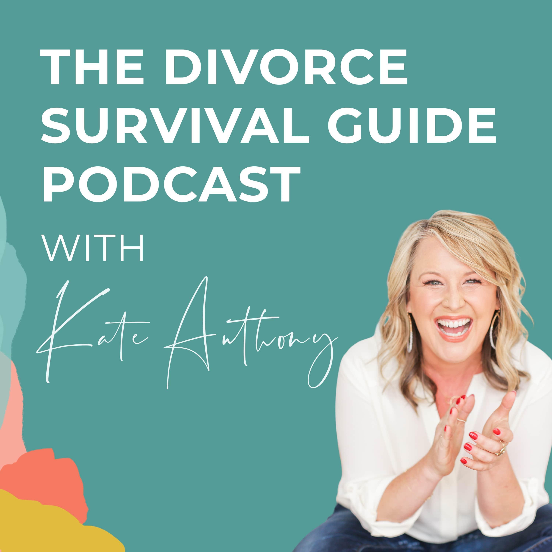 The Divorce Survival Guide Podcast show art