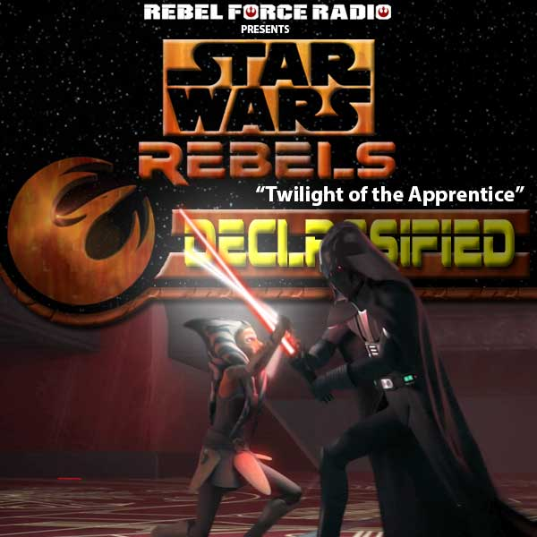 "Star Wars Rebels: Declassified: ""Twilight of the Apprentice"""