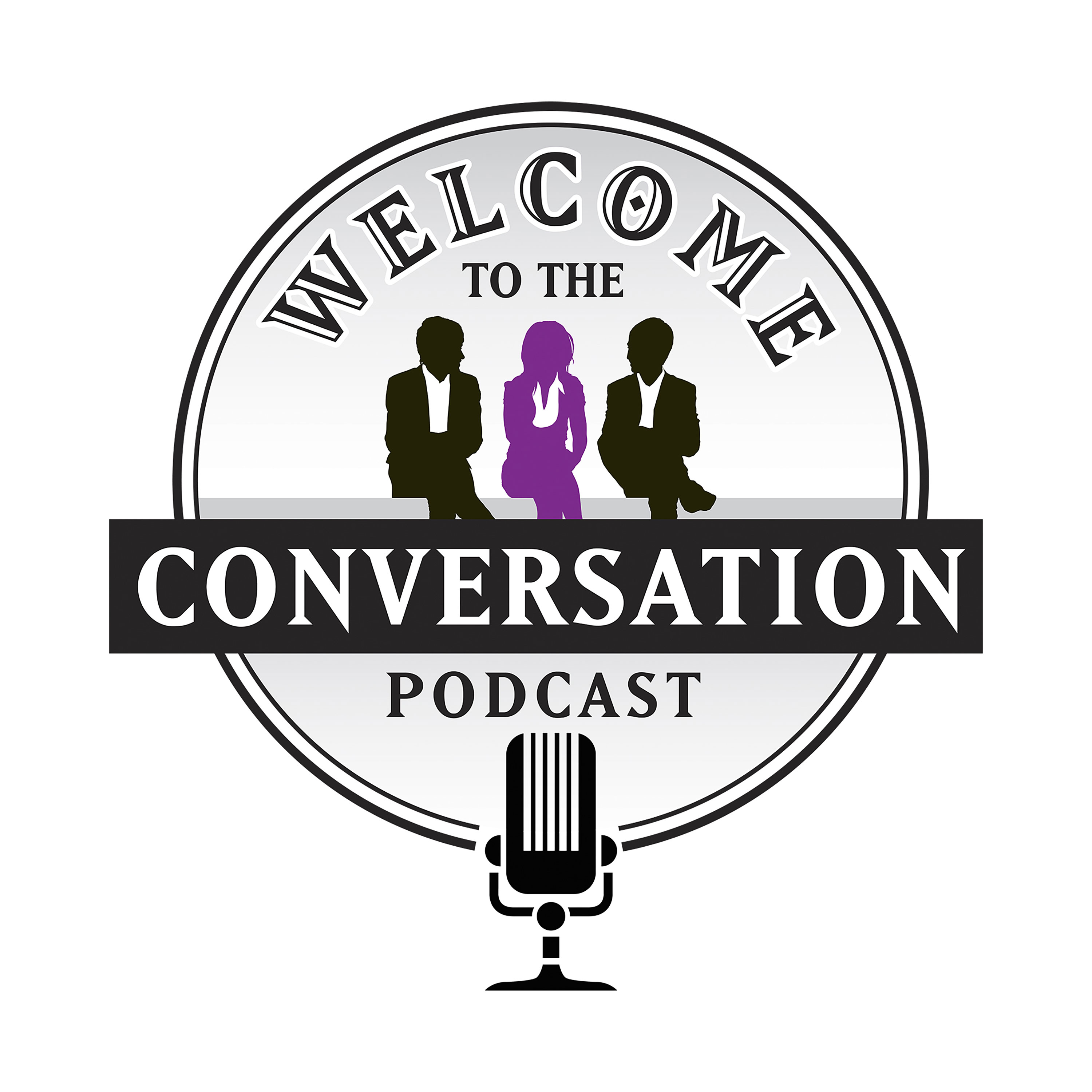 Welcome To The Conversation show art