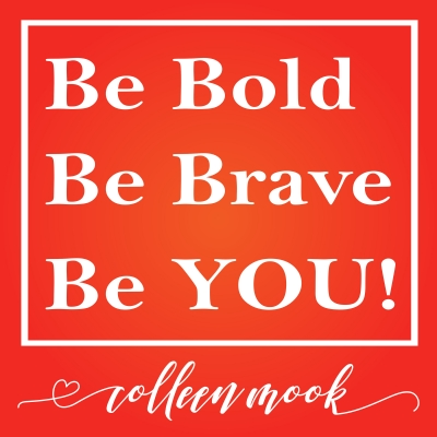 Be Bold, Be Brave, Be YOU! show image
