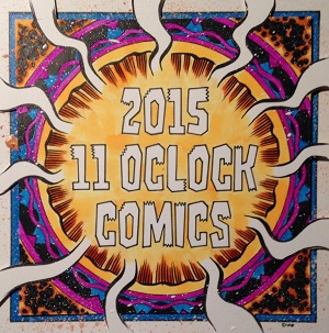 11 O'Clock Comics Episode 393
