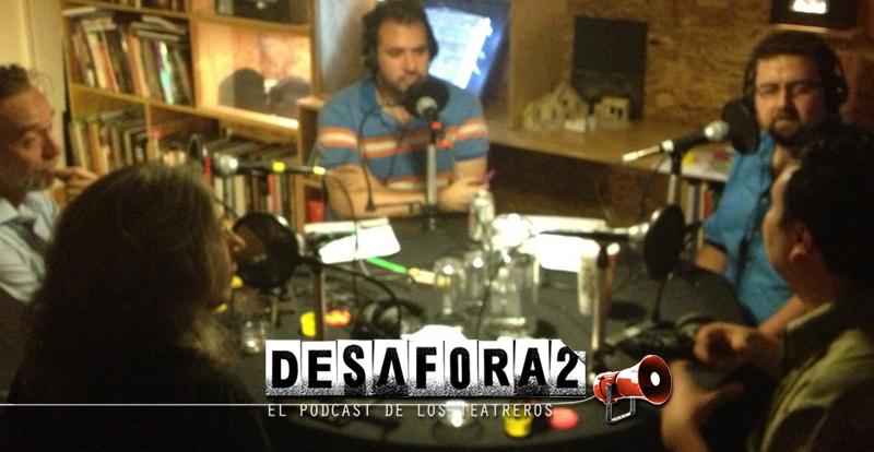 Artwork for Episodio 7 - Connecting People, Oz. La formación actoral en México. David Hevia y Martín Acosta.