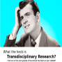 Artwork for What is Transdisciplinary Research Anyway?