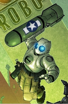 The D6 Generation Ep 28: Atomic Robo Artist Interview, Bang! review, Dawn of War II review
