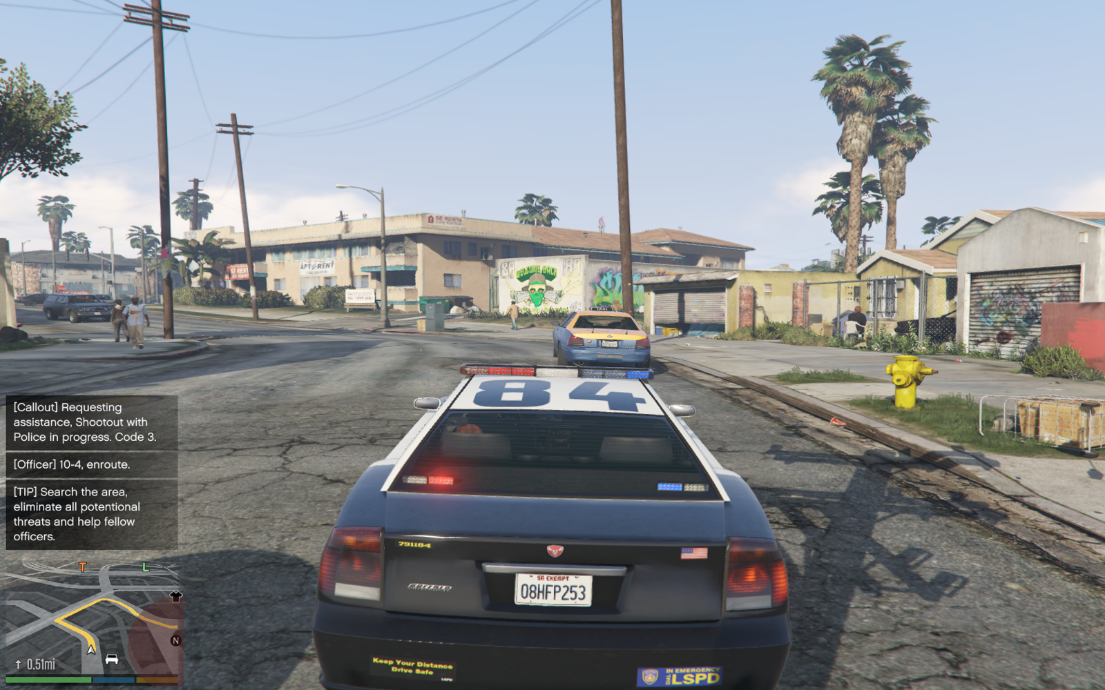330  Let's Play… Grand Theft Auto 5 (and learn some English