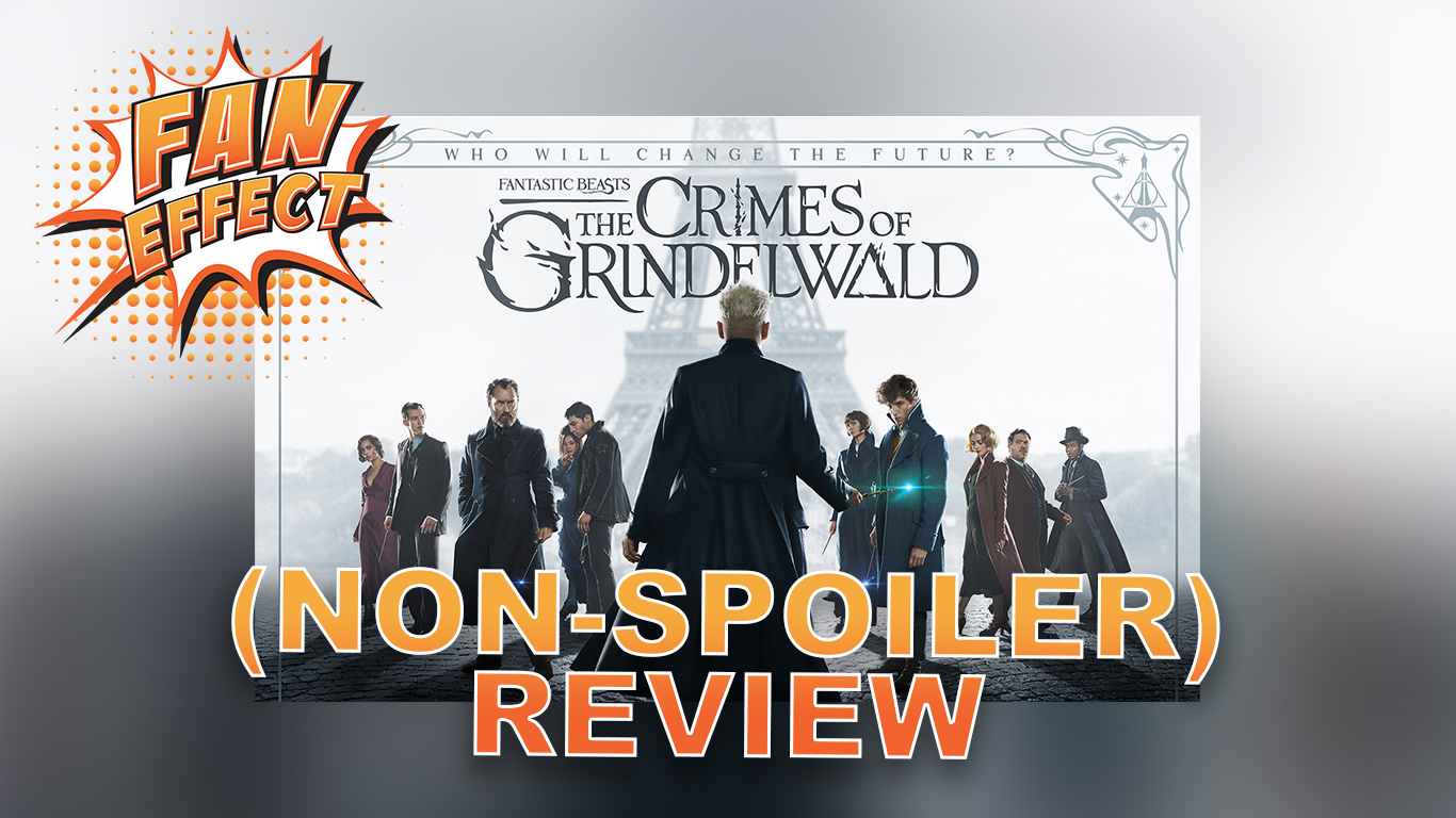 Artwork for Why you may enjoy The Crimes of Grindelwald more than the first Fantastic Beasts. (Non Spoiler)