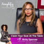 Artwork for S3E19: Claim Your Seat At The Table with Nicky Sparrow