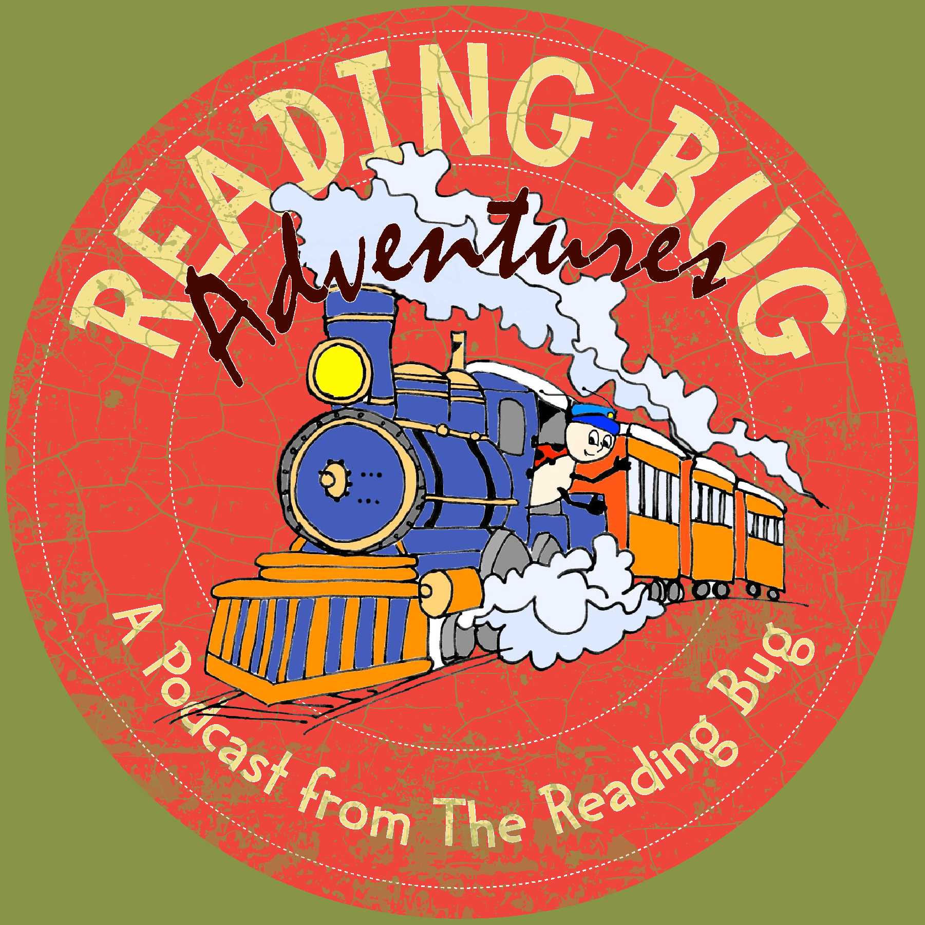 Bonus: A Steam Train Adventure: Full Story, Parts 1 & 2
