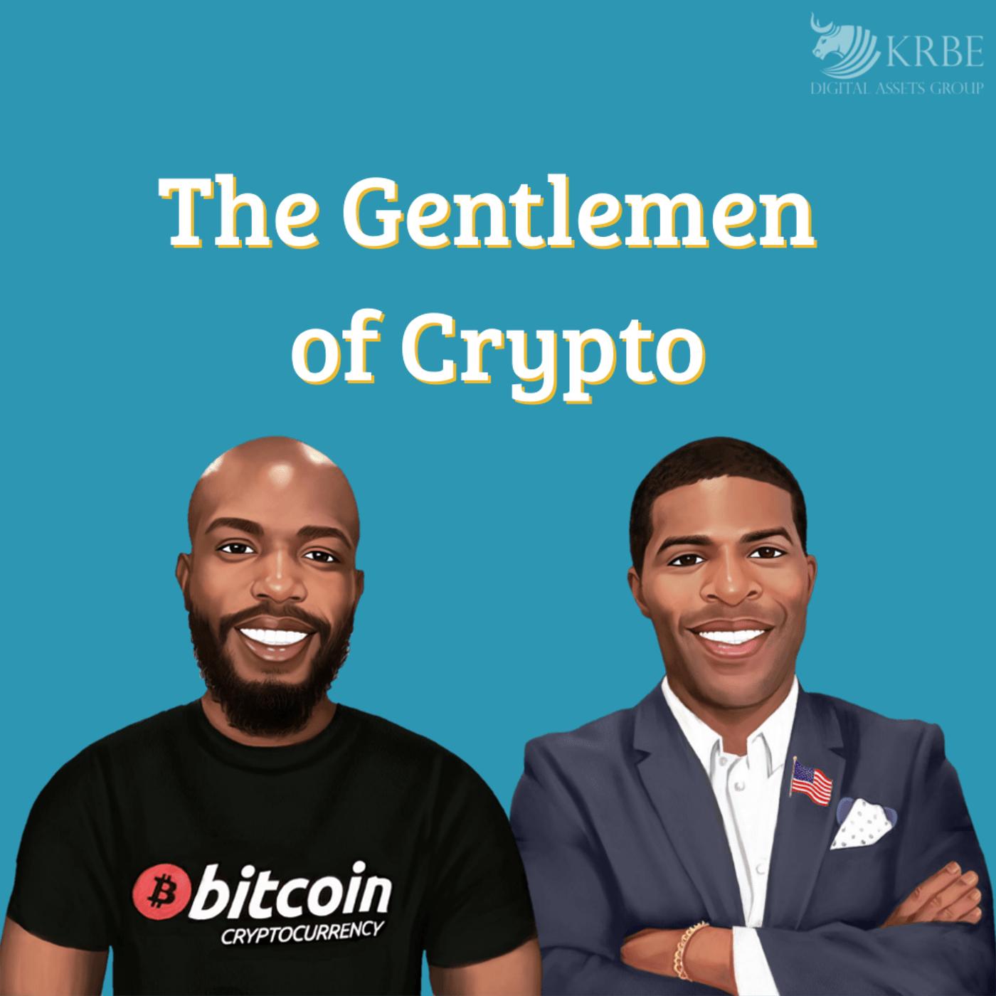 The Gentlemen of Crypto show art