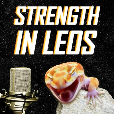 Strength In Leos Podcast show image