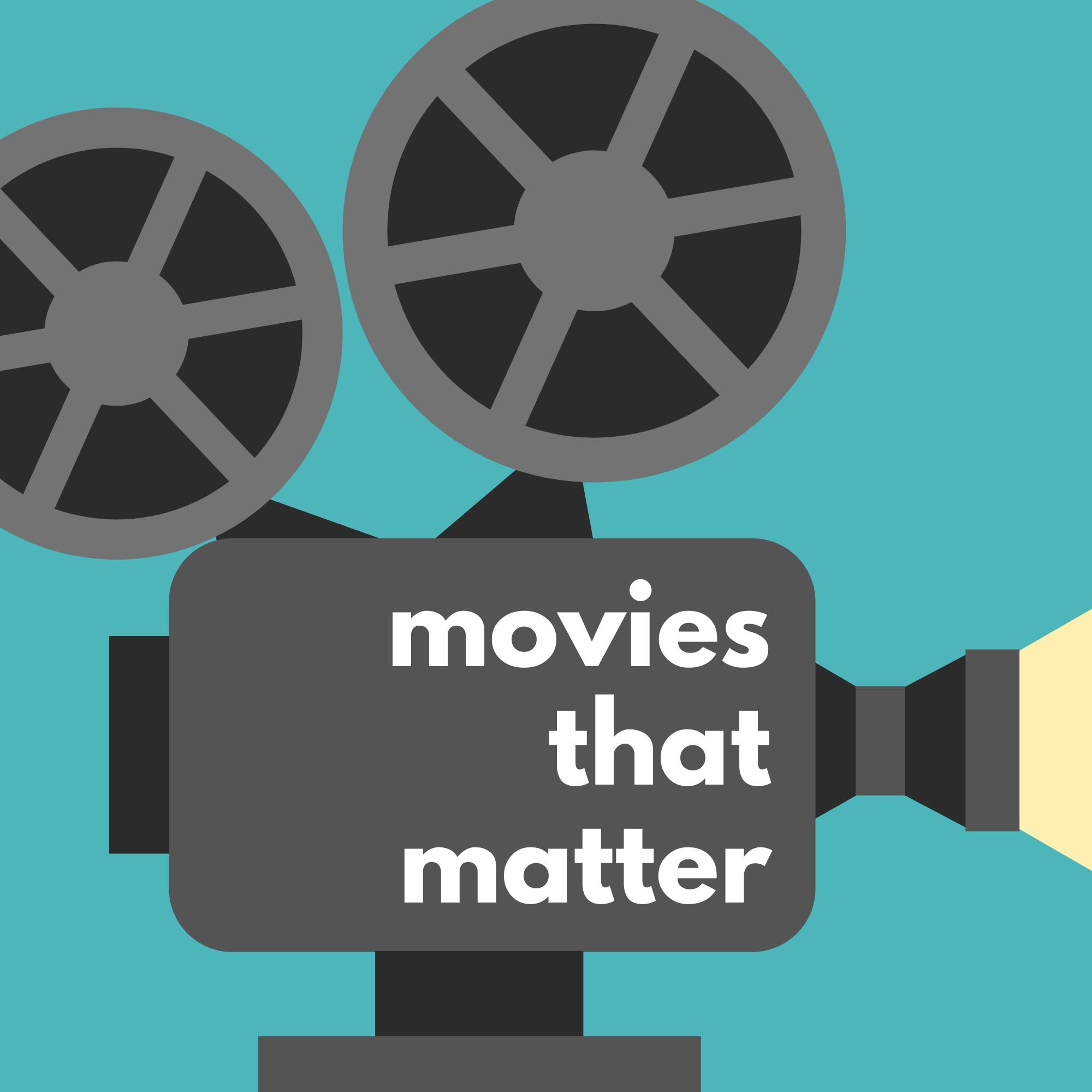 Movies That Matter show art