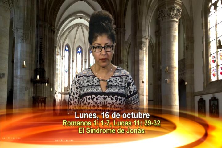 Artwork for Dios te Habla con Jessica De La Torre.  El tema: El síndrome de Jonás