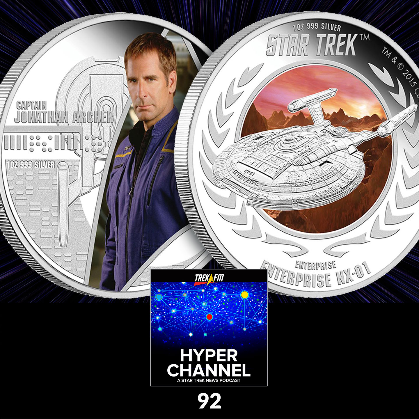 Hyperchannel 92: Silver-Pressed Latinum