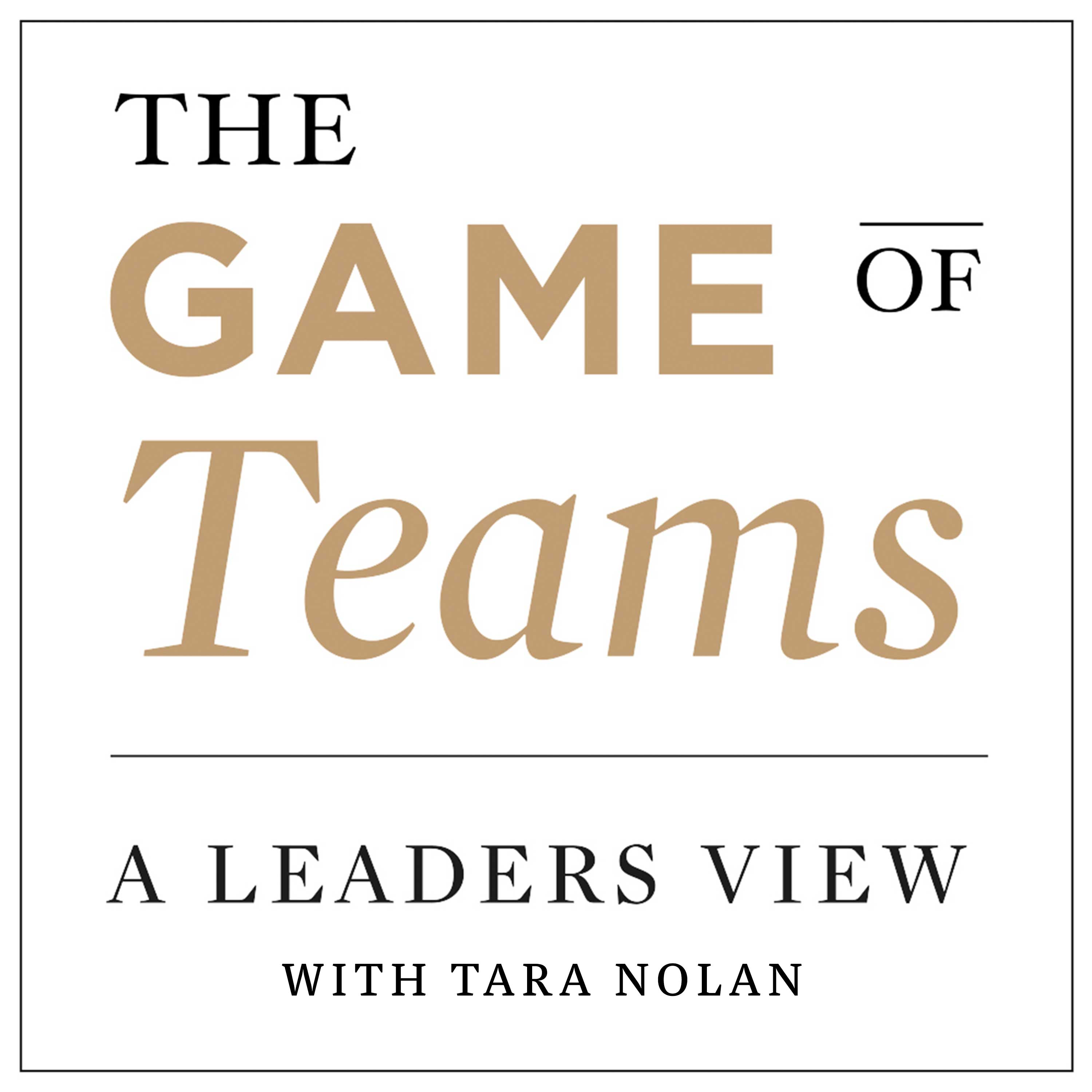 The Game of Teams show art