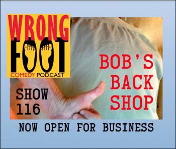 EP116--Bob's Back Shop