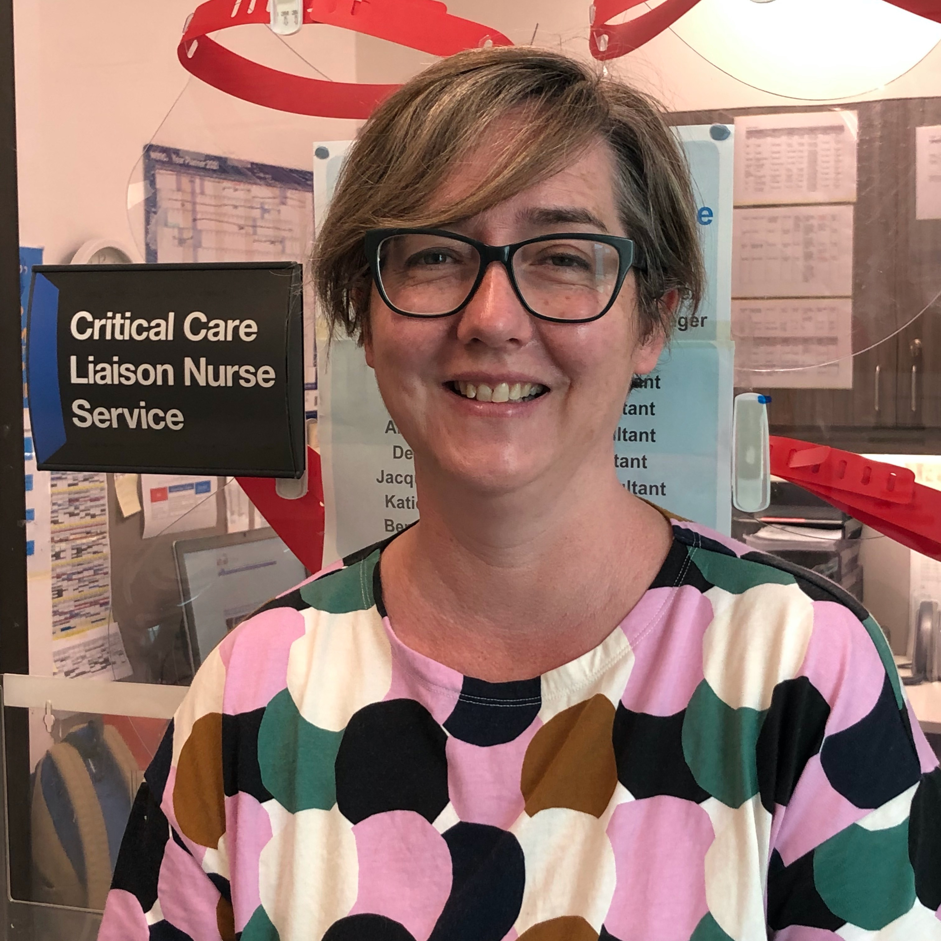 Episode 63: Naomi Pratt - A nurse practitioner's personal and debilitating experience of long COVID