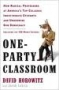 Artwork for Show 643 One Party Classroom. David Horowitz discusses his book. Audio MP3