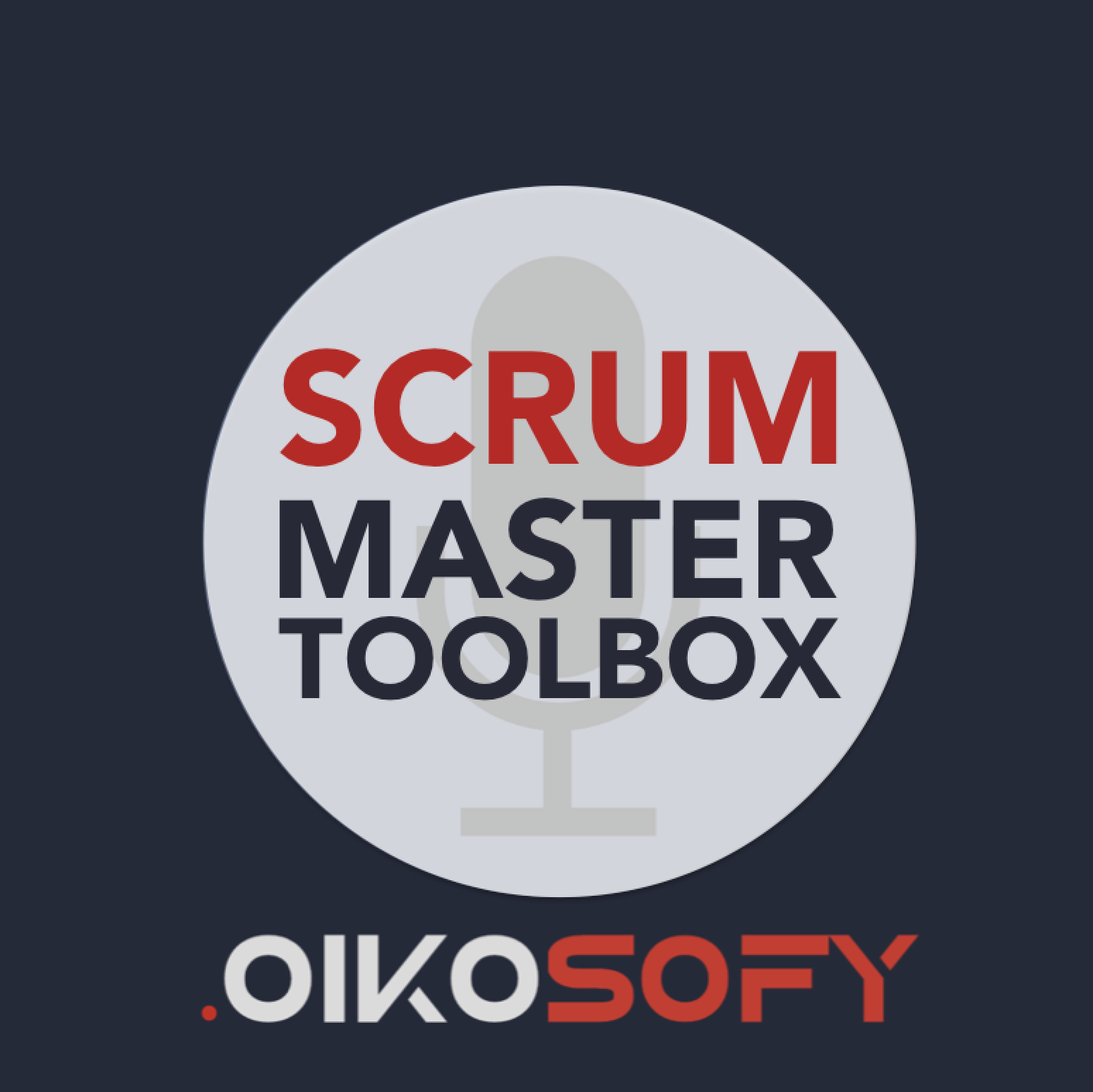 Scrum Master Toolbox Podcast show art