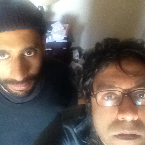 Untitled Kondabolu Brothers Podcast 9