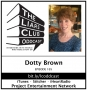 Artwork for The Liars Club Oddcast # 165   Dotty Brown, Award-Winning Journalist, Author, Editor
