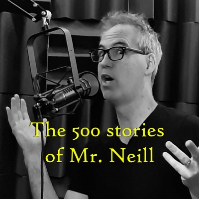 The 500 Stories of Mr. Neill show image