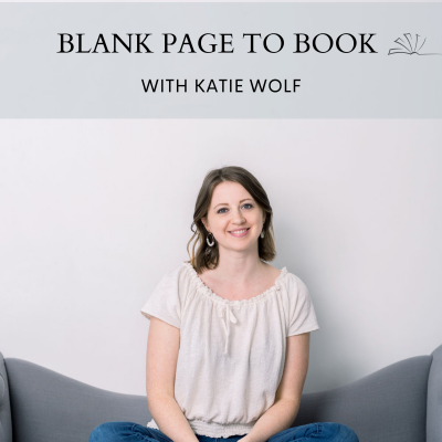 Blank Page to Book show image