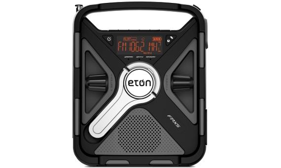 FRX5 Eton Portable Handcrank/Solar Radio