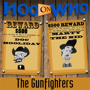 Episode 51 - The Gunfighters
