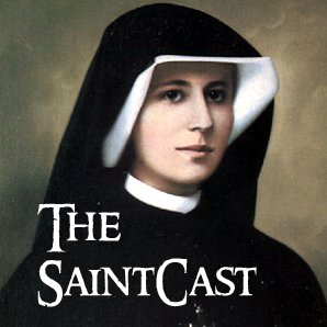 SaintCast Episode #52, St. Faustina & Divine Mercy, prayers for VA Tech, Happy B-day BXVI, Sts. of week, feedback 312.235.2278