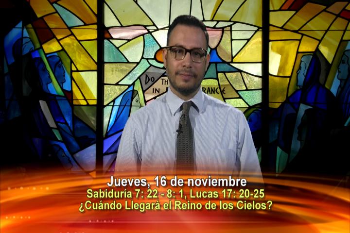Artwork for Dios te Habla con Elder Samaniego  Tema el hoy:¿Cuándo llegará el Reino de los Cielos?