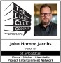 Artwork for The Liars Club Oddcast # 139 | John Hornor Jacobs, Award-Winning Author and Needle Magazine Co-Founder