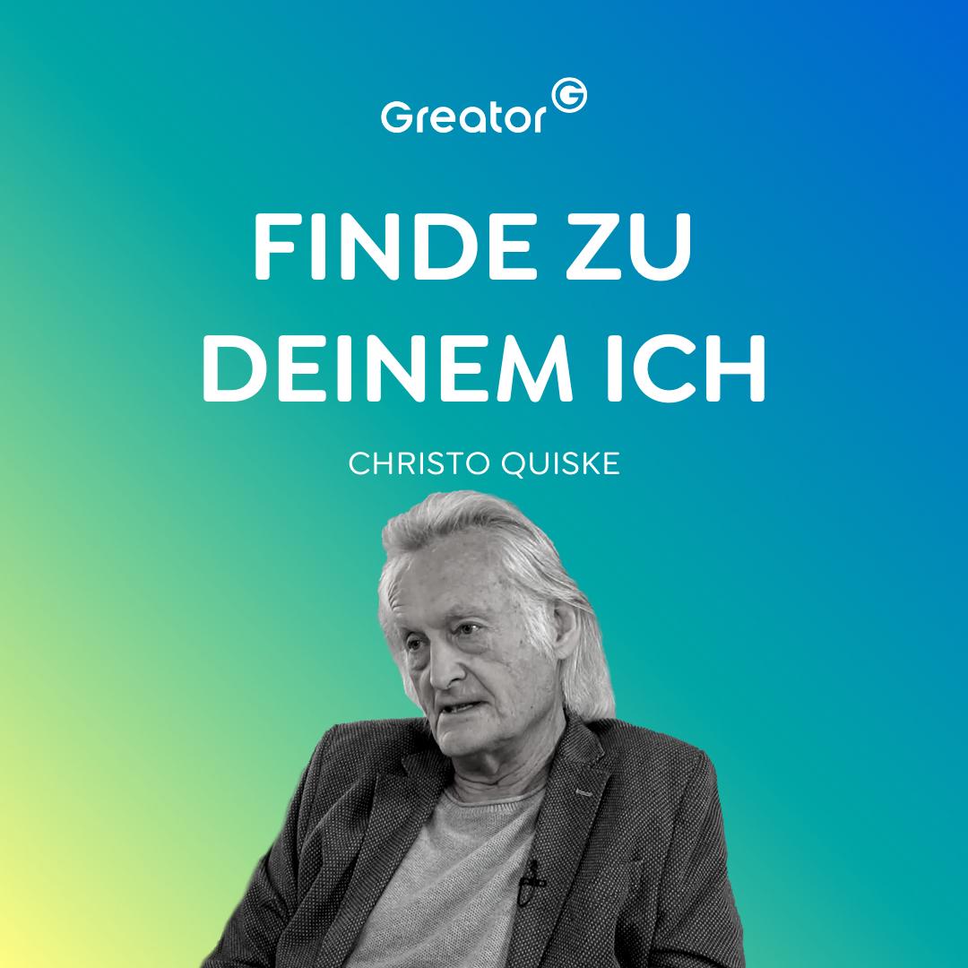 In Frieden mit sich sein: So findest du zu deinem inneren Ich // Christo Quiske