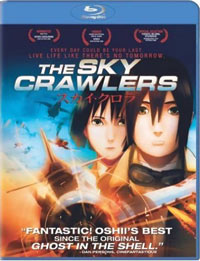 Podcast Episode 154: The Sky Crawlers