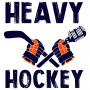 Artwork for HEAVY HOCKEY with guest  SPR (The OilKnight)