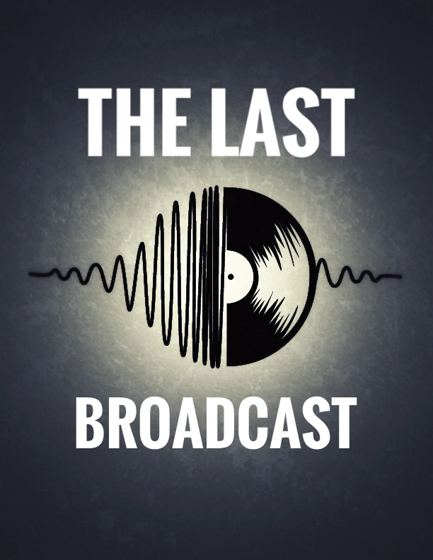 The Last Broadcast logo