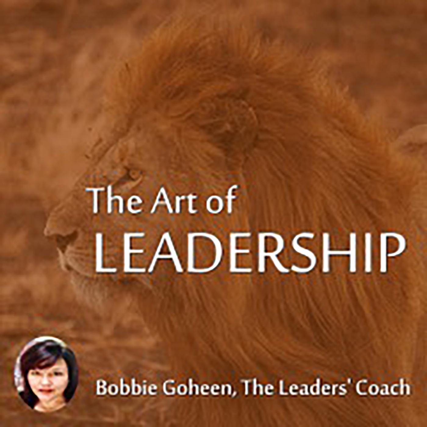 The Leader's Coach show art