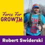 Artwork for Ultramarathoner Robert Adam Swiderski
