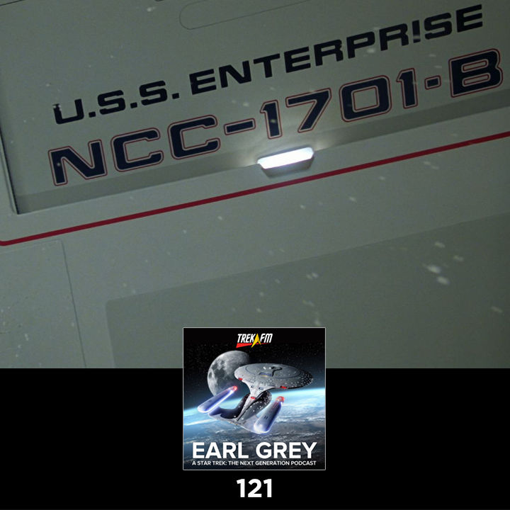 Earl Grey 121: U.S.S. Love Handles