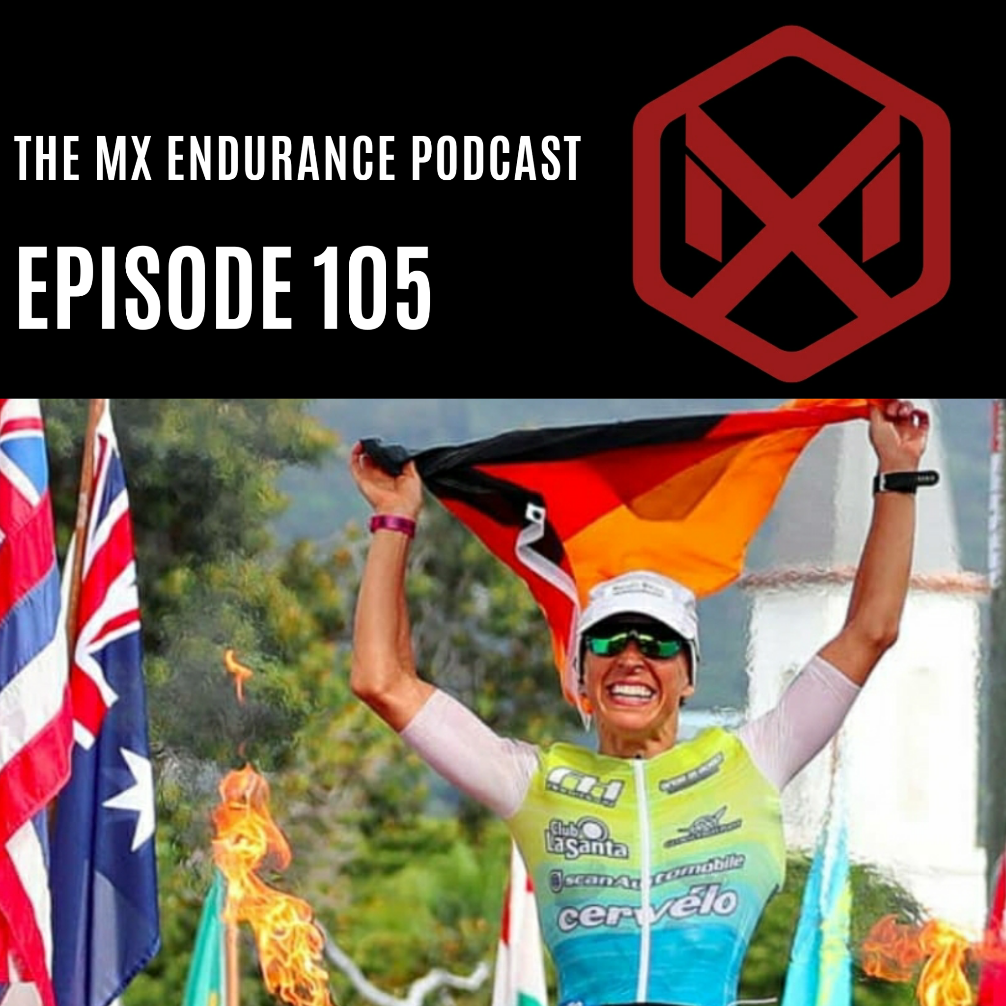#105 - Ironman World Champion - Anne Haug