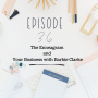 Artwork for Ep 36 - The Enneagram and Your Business with Barbie Clarke